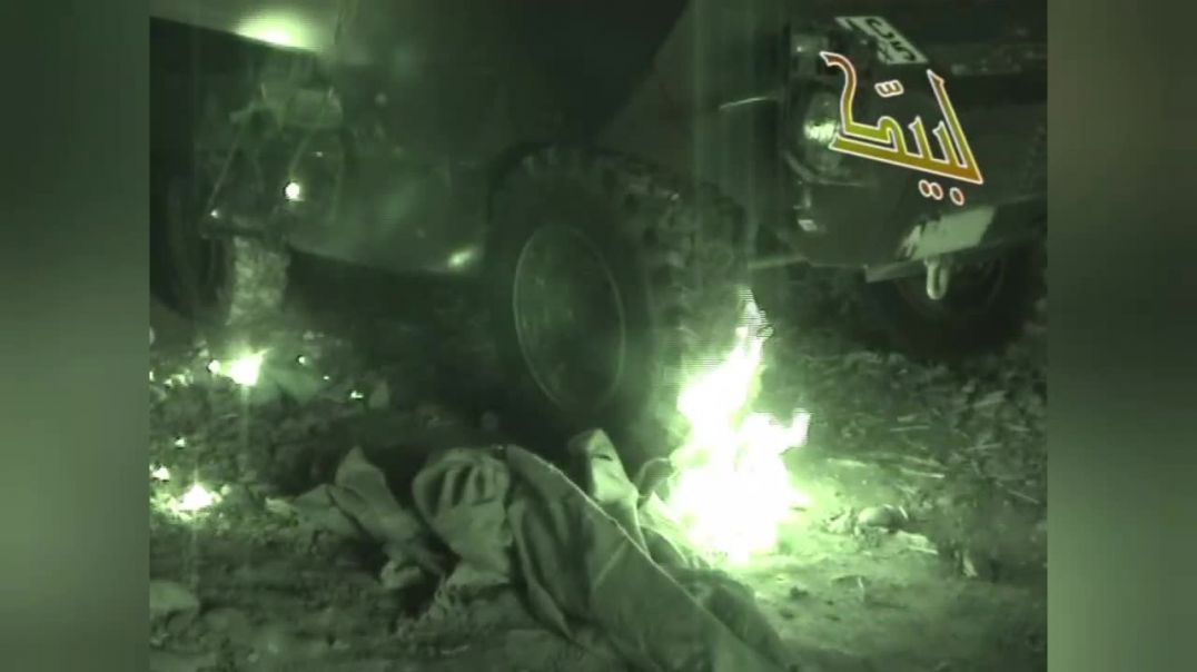 Mujahideen raid on the apostates camp (Afghanistan 2008)