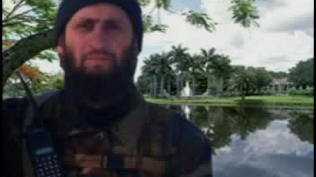 إستشهاد المجاهد طالوت التركي مع إثنين من إخوانه في خاسافيورت