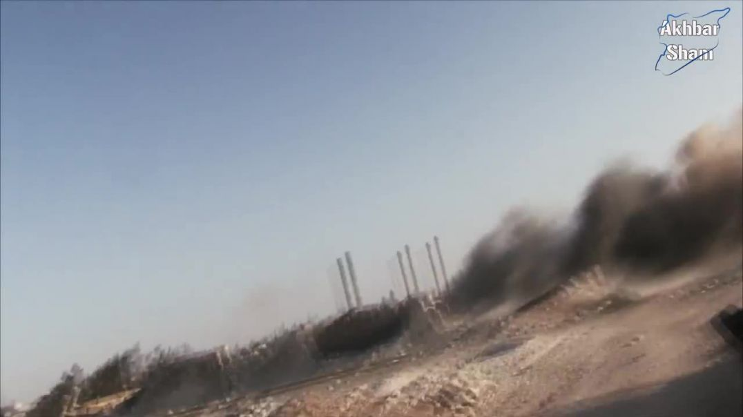Муджахиды «ДМА» отбили атакую кафиров возле центральной турьмы Алеппо  (12 июля 2014 года)