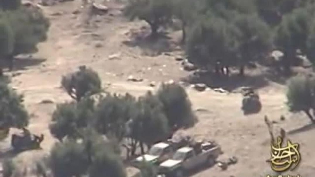 تفجير عبوة في دورية أمريكية راجلة في كونر