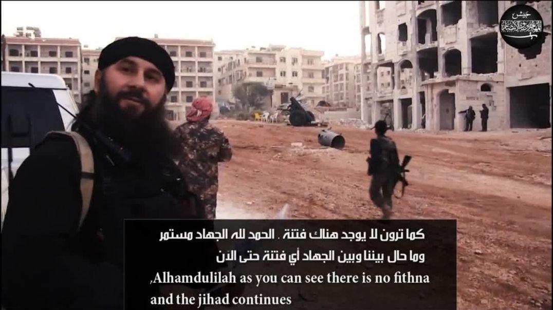 صلاح الدين الشيشاني || Salahuddin Shishani