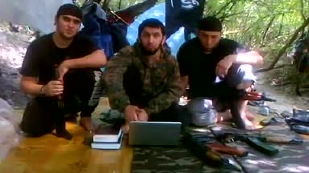 Обращение Абу Хафса к Саситлинцам Вилаят Дагестан
