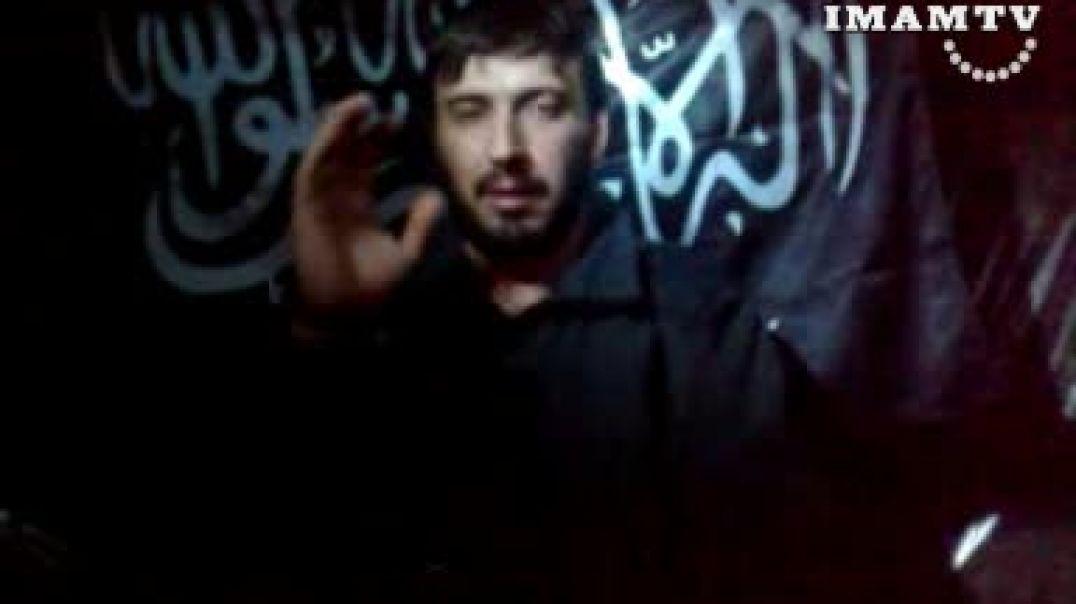 Амир СайфуЛлах Губденский о джихаде, и обязанности подчинения Амиру Кавказа. Зима 2008 год