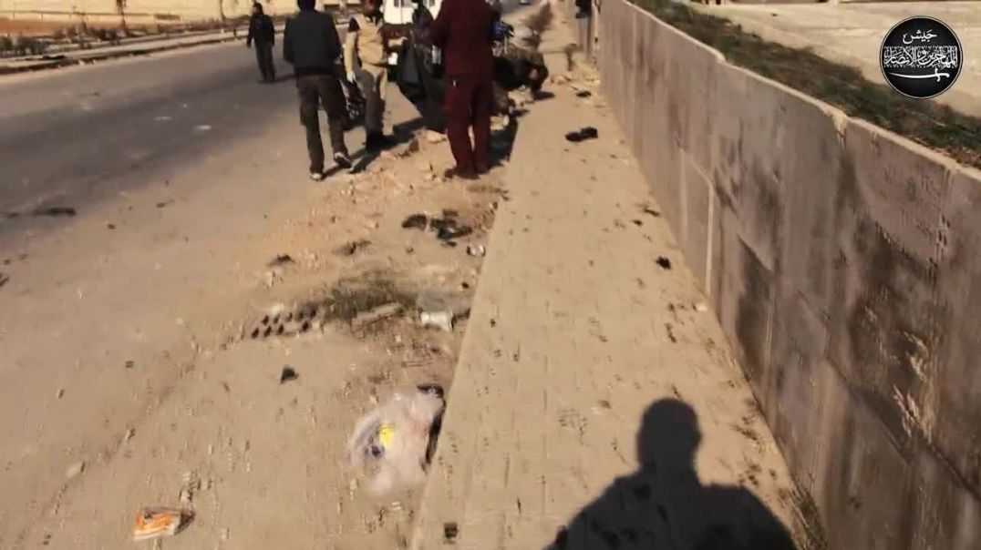 Бомбежка Кафр-Хамра 2014