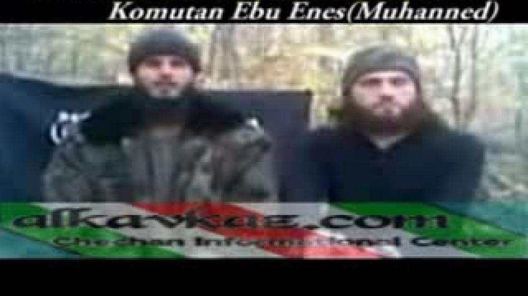 Amir Muhannad and Chechen Mujahid