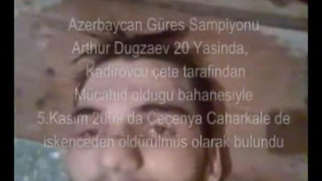 Kadirovcuların işkence ve zulümleri (Arthur Dugzaev) ||  Chechnya 2009