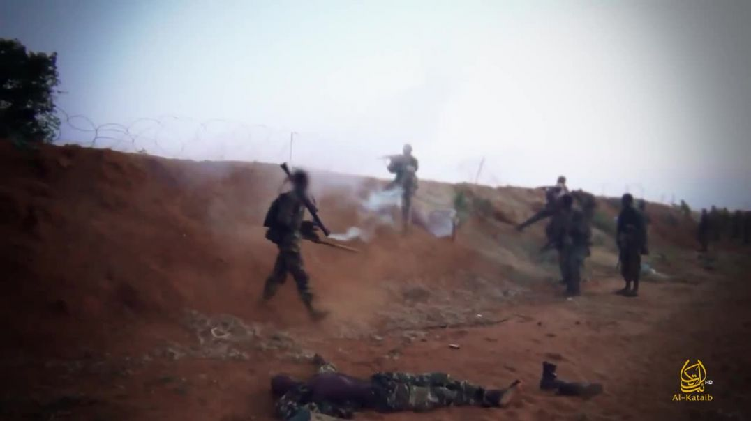 Al-Kataib  Media: Storming the Burundian Crusaders' Base Leego - Lower Shabelle