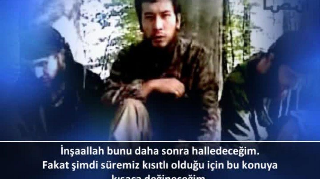 Said Ebu Saad (Buryat): Istishkhad (Türkçe altyazılı)