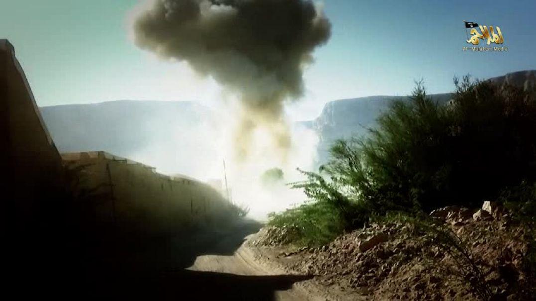 عمليات متفقر ضد الجيش المتحوث – ولاية حضرموت